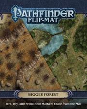 Bigger Forest: Pathfinder Flip-Mat (T.O.S.) -  Paizo Publishing