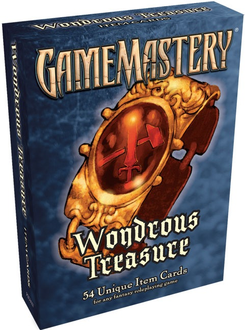 paizo.com - GameMastery Item Cards: Wondrous Treasure Deck - photo#11