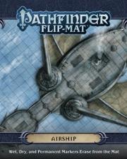 Airship: Pathfinder Flip-Mat -  Paizo Publishing