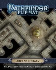 Arcane Library: Pathfinder Flip-Mat -  Paizo Publishing