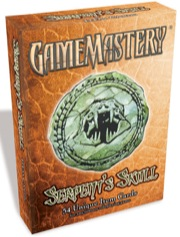 GameMastery Item Cards: Serpent's Skull Deck