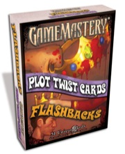 GameMastery Plot Twist Cards: Flashbacks
