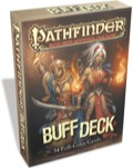 Pathfinder Roleplaying Game: Buff Deck