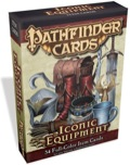 Pathfinder Cards: Iconic Equipment Item Cards