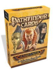Pathfinder Cards: Mummy's Mask Face Cards Deck