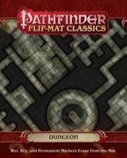 Dungeon: Pathfinder Flip-Mat Classics (T.O.S.) -  Paizo Publishing