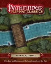 River Crossing: Pathfinder Flip-Mat Classics -  Paizo Publishing