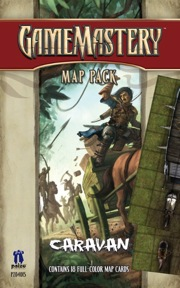 GameMastery Map Pack: Caravan