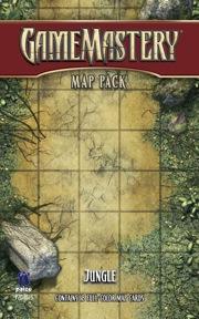 Map Pack: Jungle (T.O.S.) -  Paizo Publishing