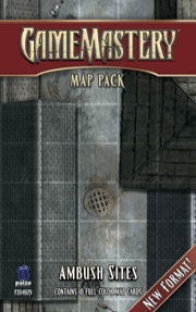 GameMastery Map Pack: Ambush Sites