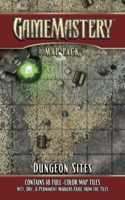 Game Mastery Map Pack: Dungeon Sites (T.O.S.) -  Paizo Publishing