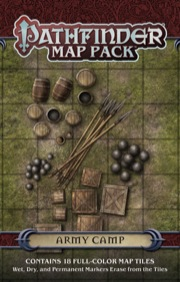 Paizo Publishing: Map Pack Army Camp