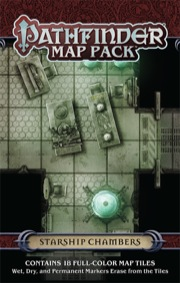 Paizo Publishing: Map Pack: Starship Chambers