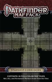Paizo Publishing: Map Pack: Starship Corridors