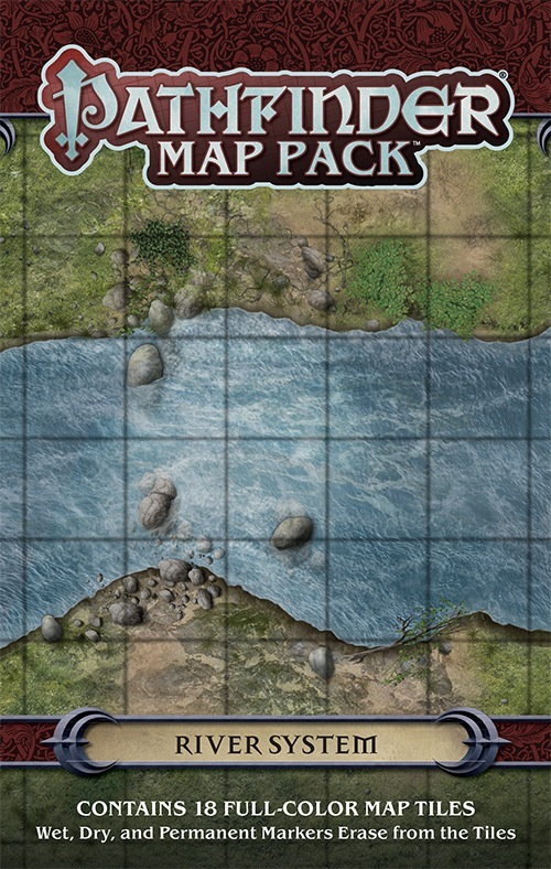 Paizo Com Pathfinder Map Pack River System