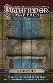 Road System: Map Pack Pathfinder -  Paizo Publishing