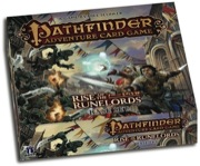 Pathfinder Adventure Card Game—Rise of the Runelords Base Set