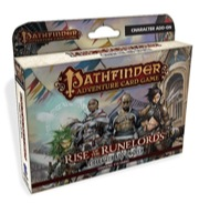 Pathfinder Adventure Card Game—Rise of the Runelords Character Add-On Deck
