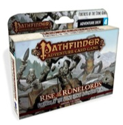 Paizo Publishing: Fortress of the Stone Giants Deck: Pathfinder Card Game