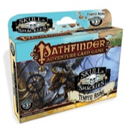 Paizo Publishing: Tempest Rising: Skull and Shackles Adventure Deck 3: Pathfinder Card Game