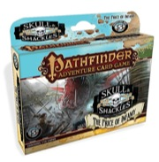 Paizo Publishing: The Price of Infamy: Skull and Shackles Adventure Deck 5: Pathfinder Card Game