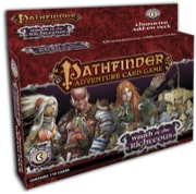 Paizo Publishing: Wrath of the Righteous Character Add-On deck: Pathfinder Card Game