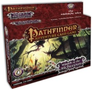 The Midnight Isles : Wrath of the Righteous Card Game Expansion Deck 4 - Paizo Publishing