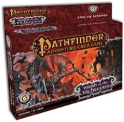 Pathfinder Adventure Card Game—Wrath of the Righteous Adventure Deck 6: City of Locusts