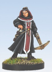 Pathfinder Chronicles Miniatures: Nexian Bounty Hunter