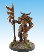 Pathfinder Chronicles Miniatures: Order of the Pyre Hellknight