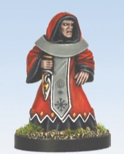 Pathfinder Chronicles Miniatures: Cultist of Abraxus