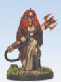 Pathfinder Chronicles Miniatures: Numerian Witch