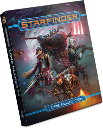Starfinder Core Rulebook -  Paizo Publishing