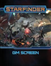 Starfinder GM Screen -  Paizo Publishing