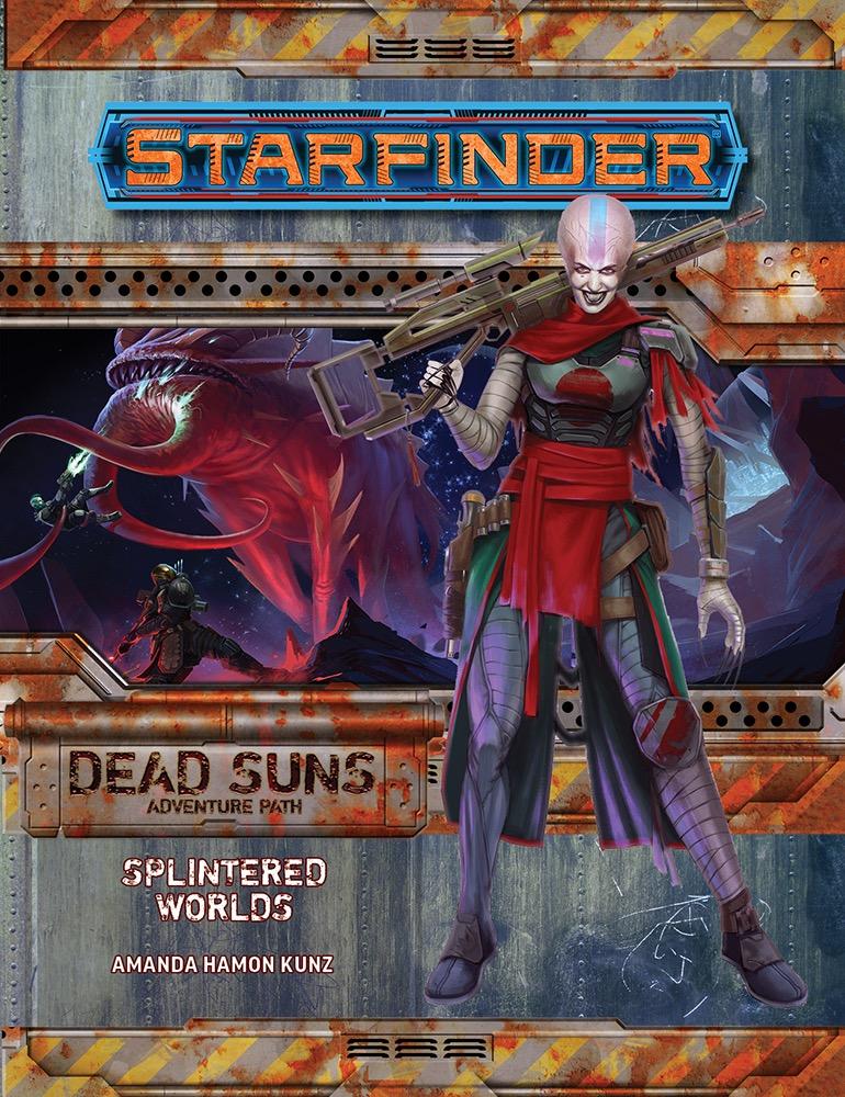 Paizo Com Starfinder Adventure Path Splintered Worlds