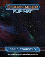 Starfinder Flip-Mat: Basic Starfield -  Paizo Publishing
