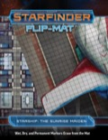 Starfinder Flip-Mat: Starship: The Sunrise Maiden