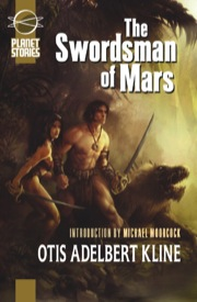 The Swordsman of Mars (Trade Paperback)