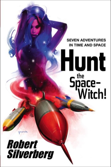 Hunt the Space Witch!