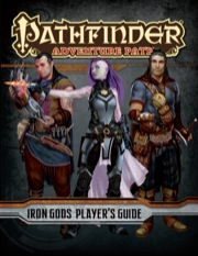 Pathfinder Adventure Path: Iron Gods Player's Guide (PFRPG) PDF