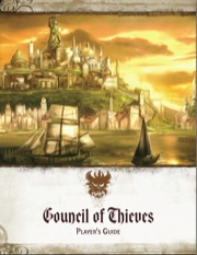 Pathfinder Adventure Path: Council of Thieves Player's Guide (PFRPG) PDF