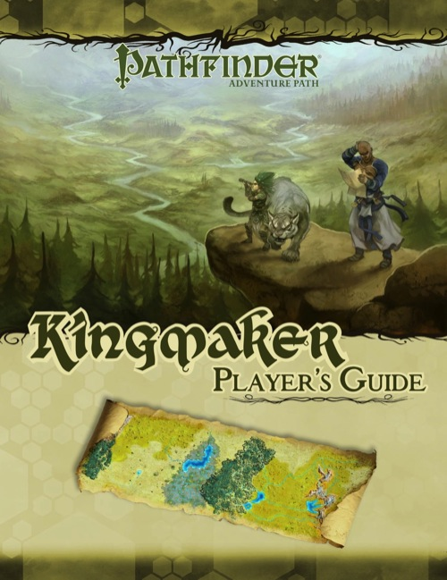 Gnome sorcerer to the Kingmaker adventure path – Tabletop Cave
