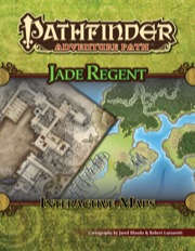 Pathfinder Adventure Path: Jade Regent Interactive Maps PDF