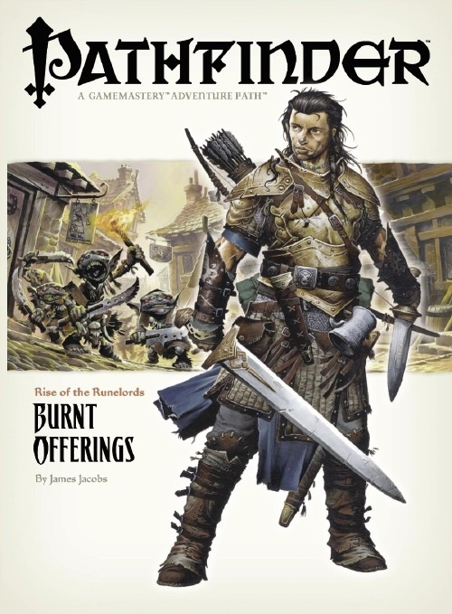 Rise of the runelords burnt offerings
