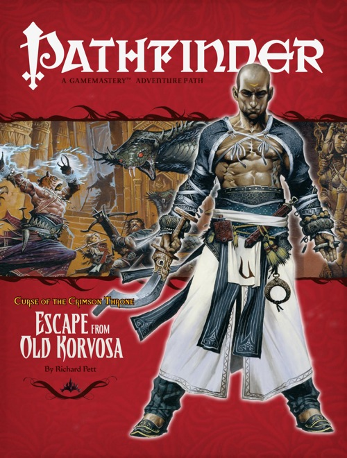 Pathfinder 9 curse of the crimson throne for Bureau 13 rpg pdf