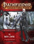 Pathfinder Adventure Path #106: For Queen & Empire (Hell's Vengeance 4 of 6) (PFRPG)