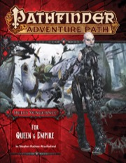 Pathfinder Adventure Path 106: For Queen and Empire: Hells Vengeance 4 of 6  -  Paizo Publishing