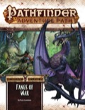 Pathfinder Adventure Path #116: Fangs of War (Ironfang Invasion 2 of 6) (PFRPG)