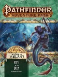 Pathfinder Adventure Path #124: City in the Deep (Ruins of Azlant 4 of 6)