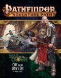 Pathfinder Adventure Path: City in the Lion's Eye (War for the Crown 4 of 6)
